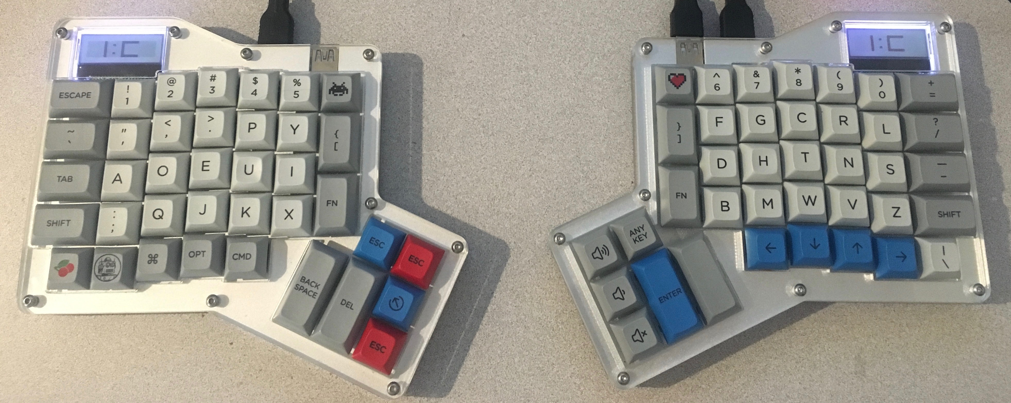 infinity ergodox ergonomic keyboard kit. my ergodox keyboard infinity ergodox ergonomic kit